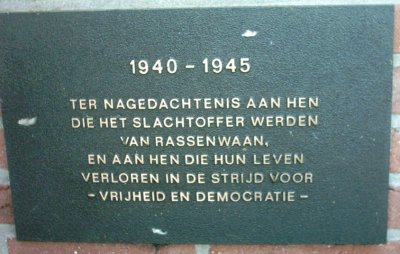 Begraafplaats Kerkweg